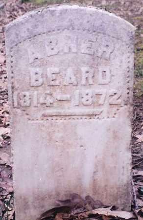 BEARD, ABNER - Phillips County, Arkansas | ABNER BEARD - Arkansas Gravestone Photos