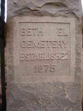 *BETH EL CEMETERY,  - Phillips County, Arkansas |  *BETH EL CEMETERY - Arkansas Gravestone Photos