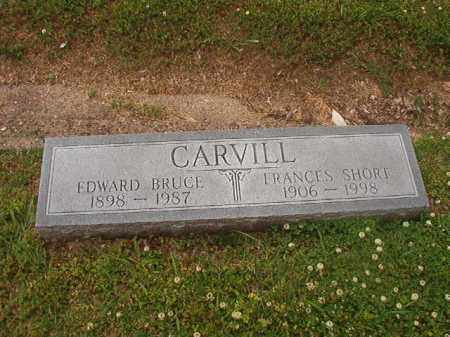 CARVILL, EDWARD BRUCE - Phillips County, Arkansas | EDWARD BRUCE CARVILL - Arkansas Gravestone Photos
