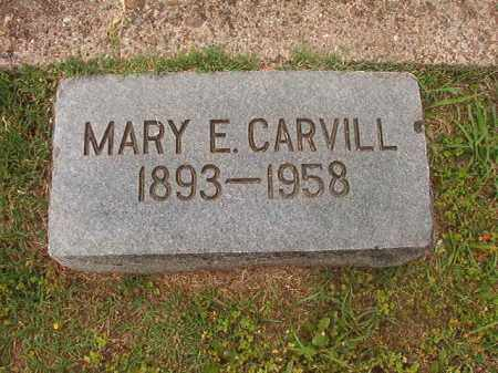 CARVILL, MARY E - Phillips County, Arkansas | MARY E CARVILL - Arkansas Gravestone Photos