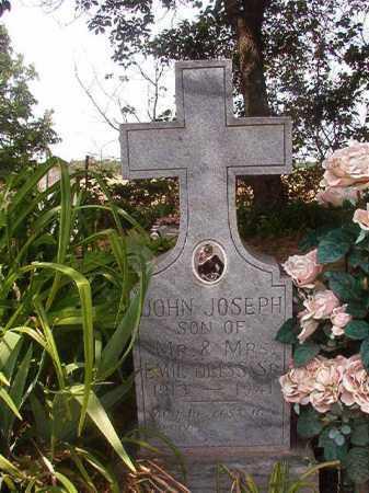 DIESS, JOHN JOSEPH - Phillips County, Arkansas   JOHN JOSEPH DIESS - Arkansas Gravestone Photos