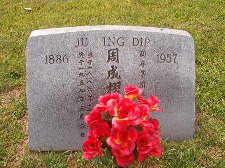 DIP, JU SING - Phillips County, Arkansas | JU SING DIP - Arkansas Gravestone Photos