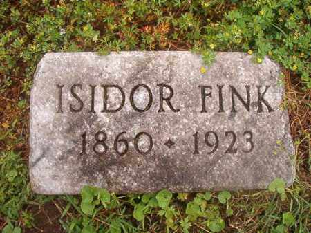 FINK, ISIDOR - Phillips County, Arkansas | ISIDOR FINK - Arkansas Gravestone Photos