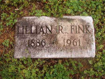 FINK, LILLIAN R - Phillips County, Arkansas | LILLIAN R FINK - Arkansas Gravestone Photos