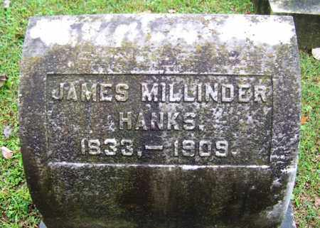 HANKS, JAMES MILLINDER - Phillips County, Arkansas | JAMES MILLINDER HANKS - Arkansas Gravestone Photos
