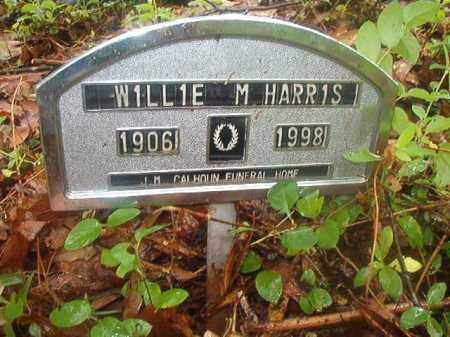 HARRIS, WILLIE M - Phillips County, Arkansas | WILLIE M HARRIS - Arkansas Gravestone Photos