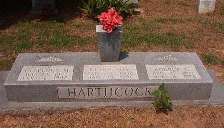 HARTHCOCK, CLARENCE M - Phillips County, Arkansas | CLARENCE M HARTHCOCK - Arkansas Gravestone Photos