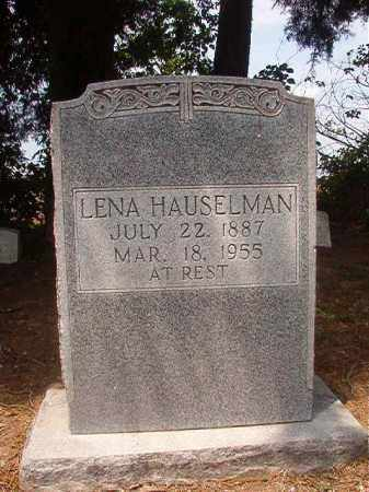 HAUSELMAN, LENA - Phillips County, Arkansas | LENA HAUSELMAN - Arkansas Gravestone Photos