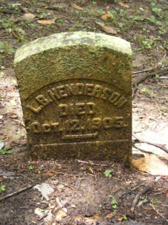 HENDERSON (VETERAN CSA), L G - Phillips County, Arkansas | L G HENDERSON (VETERAN CSA) - Arkansas Gravestone Photos