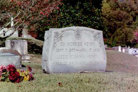 HENRY, MORRISS - Phillips County, Arkansas | MORRISS HENRY - Arkansas Gravestone Photos