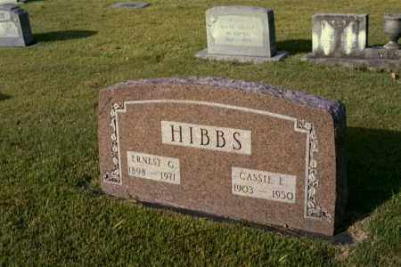 CAMPBELL HIBBS, CASSIE ELIZABETH - Phillips County, Arkansas | CASSIE ELIZABETH CAMPBELL HIBBS - Arkansas Gravestone Photos