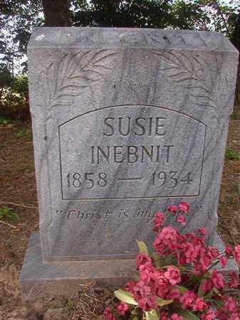 INEBNIT, SUSIE - Phillips County, Arkansas | SUSIE INEBNIT - Arkansas Gravestone Photos
