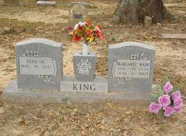 WADE KING, MARGARET - Phillips County, Arkansas | MARGARET WADE KING - Arkansas Gravestone Photos