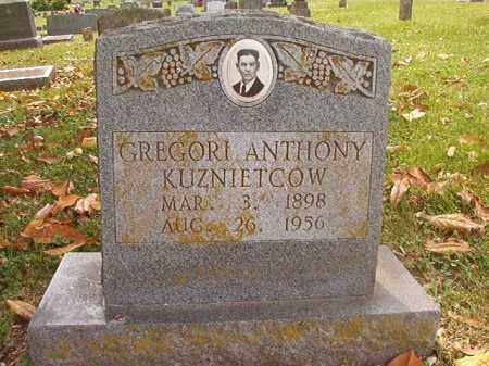 KUZNIETCOW, GREGORI ANTHONY - Phillips County, Arkansas | GREGORI ANTHONY KUZNIETCOW - Arkansas Gravestone Photos