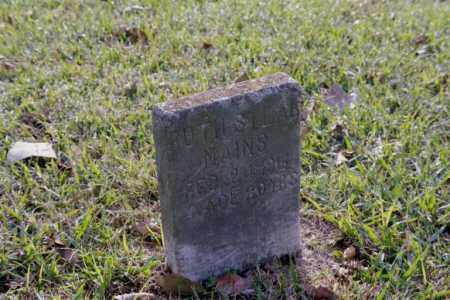SYLAR MAINS, RUTH - Phillips County, Arkansas | RUTH SYLAR MAINS - Arkansas Gravestone Photos