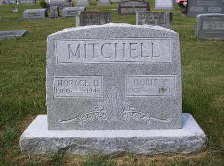 MITCHELL, DORIS V. - Phillips County, Arkansas | DORIS V. MITCHELL - Arkansas Gravestone Photos
