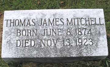 MITCHELL, THOMAS JAMES - Phillips County, Arkansas | THOMAS JAMES MITCHELL - Arkansas Gravestone Photos