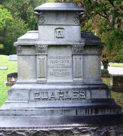 QUARLES, JOHN N - Phillips County, Arkansas | JOHN N QUARLES - Arkansas Gravestone Photos