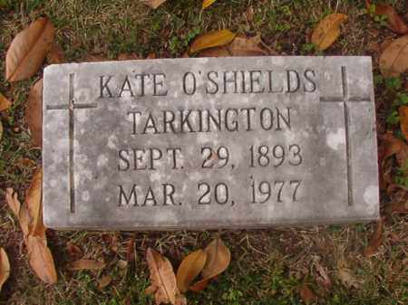 O'SHEILDS TARKINGTON, KATE - Phillips County, Arkansas | KATE O'SHEILDS TARKINGTON - Arkansas Gravestone Photos