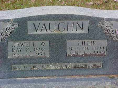 VAUGHN, LILLIE - Pike County, Arkansas | LILLIE VAUGHN - Arkansas Gravestone Photos