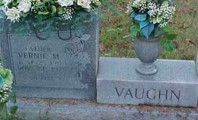 VAUGHN, VERNIE M - Pike County, Arkansas | VERNIE M VAUGHN - Arkansas Gravestone Photos