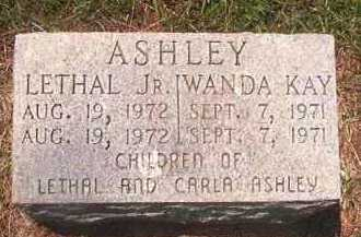 ASHLEY, WANDA KAY - Pike County, Arkansas | WANDA KAY ASHLEY - Arkansas Gravestone Photos