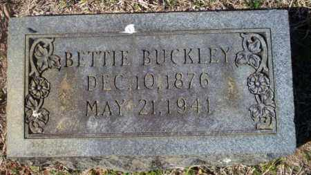 BUCKLEY, BETTIE - Pike County, Arkansas | BETTIE BUCKLEY - Arkansas Gravestone Photos