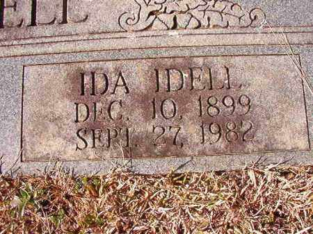CALDWELL, IDA IDELL - Pike County, Arkansas | IDA IDELL CALDWELL - Arkansas Gravestone Photos