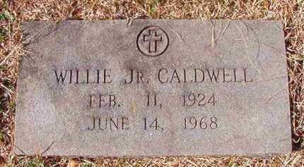 CALDWELL, WILLIE JR - Pike County, Arkansas | WILLIE JR CALDWELL - Arkansas Gravestone Photos