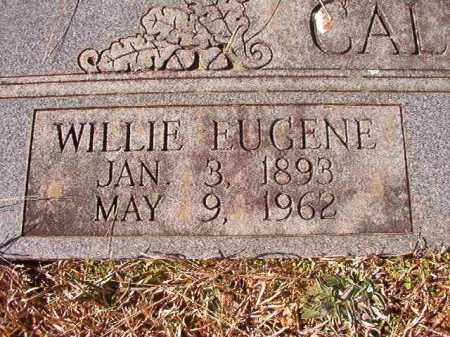 CALDWELL, WILLIE EUGENE - Pike County, Arkansas | WILLIE EUGENE CALDWELL - Arkansas Gravestone Photos
