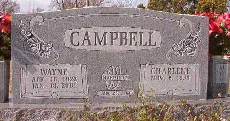 CAMPBELL, WAYNE - Pike County, Arkansas | WAYNE CAMPBELL - Arkansas Gravestone Photos