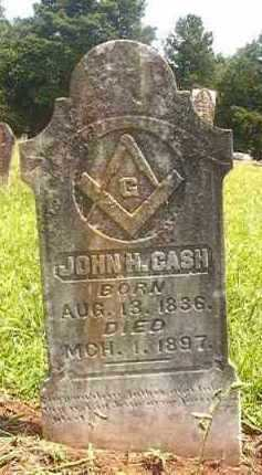 CASH, JOHN H - Pike County, Arkansas | JOHN H CASH - Arkansas Gravestone Photos