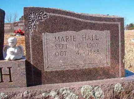 HALL CASH, MARIE - Pike County, Arkansas | MARIE HALL CASH - Arkansas Gravestone Photos