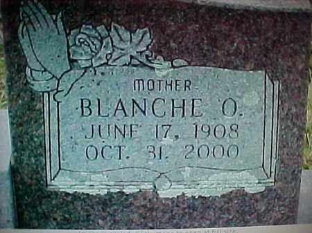 ROBBINS DINGLER, BLANCHE O (CLOSEUP) - Pike County, Arkansas | BLANCHE O (CLOSEUP) ROBBINS DINGLER - Arkansas Gravestone Photos