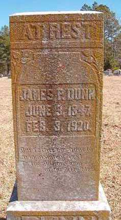 DUNN, JAMES P - Pike County, Arkansas | JAMES P DUNN - Arkansas Gravestone Photos