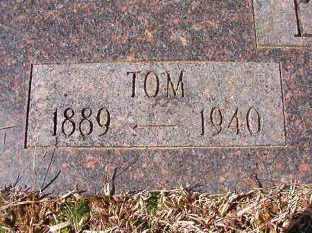 EAST, TOM - Pike County, Arkansas | TOM EAST - Arkansas Gravestone Photos