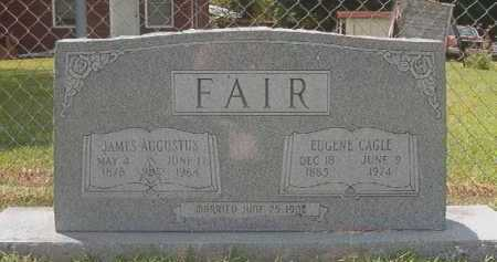 FAIR, JAMES AUGUSTUS - Pike County, Arkansas | JAMES AUGUSTUS FAIR - Arkansas Gravestone Photos