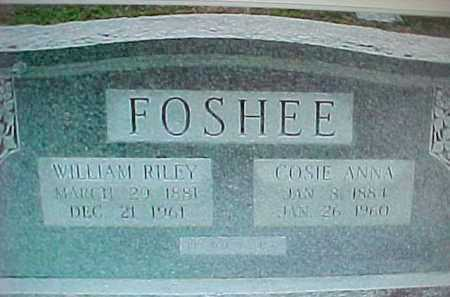 :POUNDS FOSHEE, COSIE ANNA - Pike County, Arkansas | COSIE ANNA :POUNDS FOSHEE - Arkansas Gravestone Photos