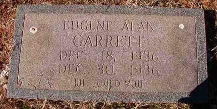 GARRETT, EUGENE ALAN - Pike County, Arkansas | EUGENE ALAN GARRETT - Arkansas Gravestone Photos