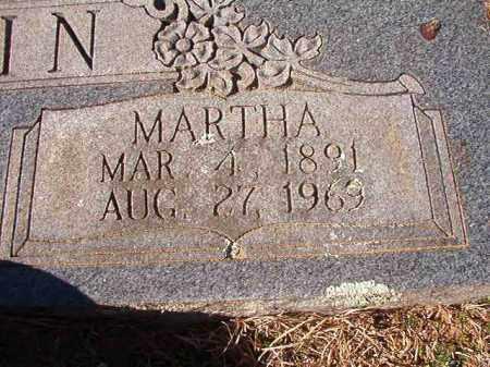 GOODWIN, MARTHA - Pike County, Arkansas | MARTHA GOODWIN - Arkansas Gravestone Photos