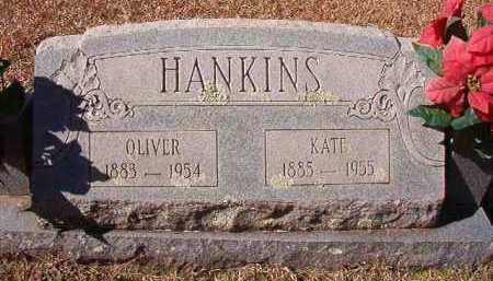 HANKINS, KATE - Pike County, Arkansas | KATE HANKINS - Arkansas Gravestone Photos