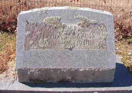 HARDIN, STEPHEN B - Pike County, Arkansas   STEPHEN B HARDIN - Arkansas Gravestone Photos