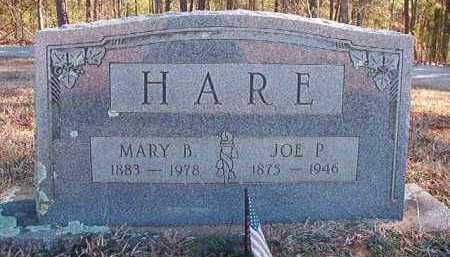 HARE, MARY B - Pike County, Arkansas | MARY B HARE - Arkansas Gravestone Photos