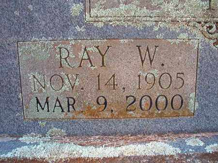 HARE, RAY W (CLOSEUP) - Pike County, Arkansas | RAY W (CLOSEUP) HARE - Arkansas Gravestone Photos