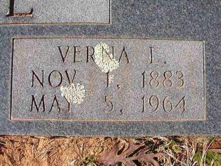 HARE, VERNA L - Pike County, Arkansas | VERNA L HARE - Arkansas Gravestone Photos