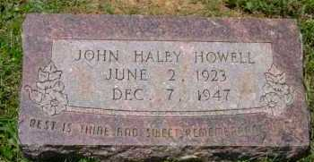 HOWELL, JOHN HALEY - Pike County, Arkansas | JOHN HALEY HOWELL - Arkansas Gravestone Photos