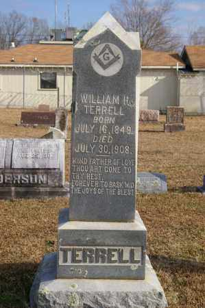 TERRELL, WILLIAM - Pike County, Arkansas | WILLIAM TERRELL - Arkansas Gravestone Photos