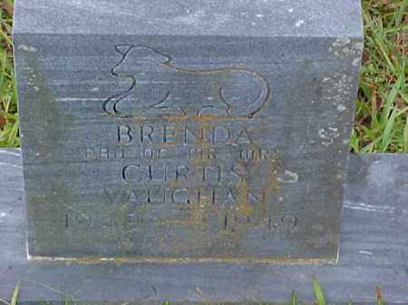 VAUGHN, BRENDA - Pike County, Arkansas | BRENDA VAUGHN - Arkansas Gravestone Photos