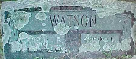 WATSON, MARTHA G - Pike County, Arkansas | MARTHA G WATSON - Arkansas Gravestone Photos
