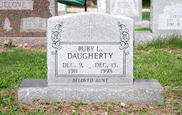RAWLINGS DAUGHERTY, RUBY - Poinsett County, Arkansas | RUBY RAWLINGS DAUGHERTY - Arkansas Gravestone Photos